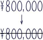 メーカー小売希望価格や通常価格に打ち消し線を引く(CSS)