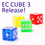 2015年7月1日にEC CUBE 3が誕生していた!