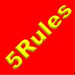 5つのルール