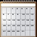 プラニングカレンダーで決める4つの目標(ネット通販運営の裏側)