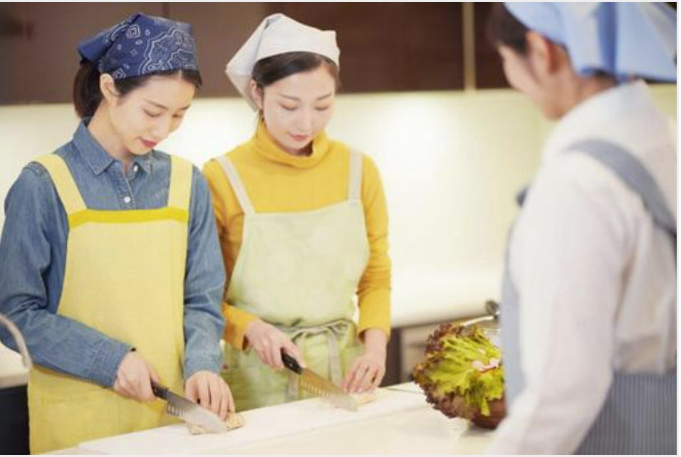 個人事業主の料理教室
