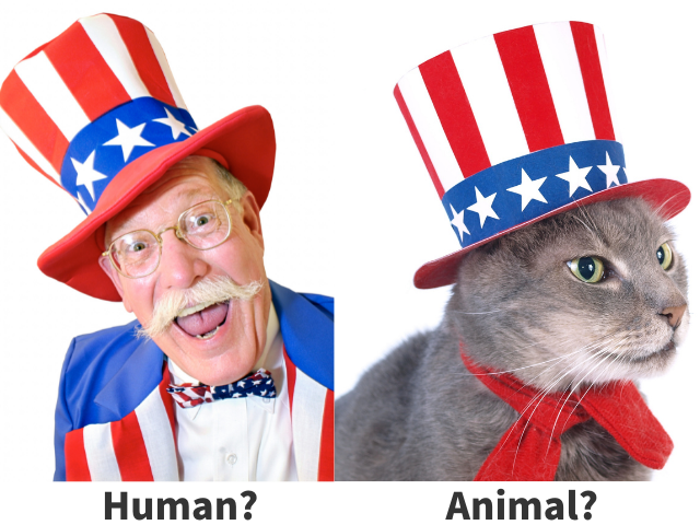 人間用?動物用?